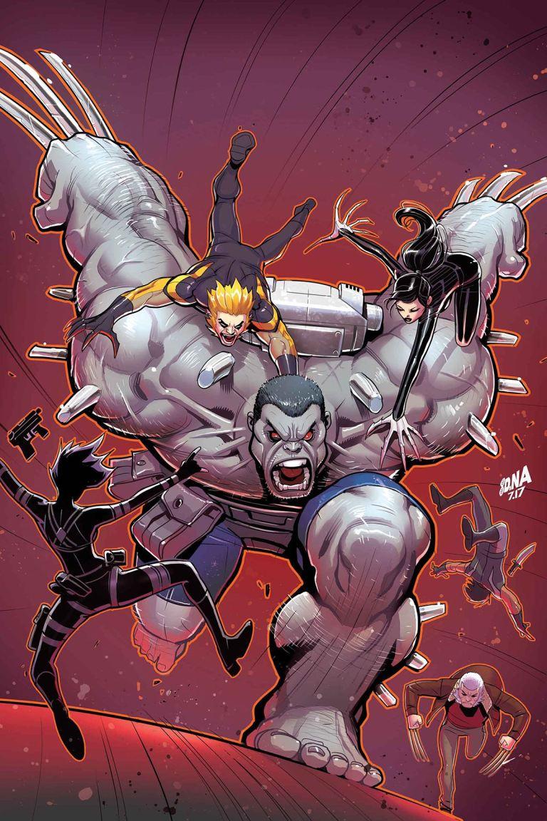 Weapon X #11 (Cover A David Nakayama)