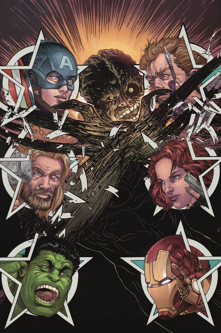 Zombies Assemble 2 #4 (Cover B Michael William Kaluta)