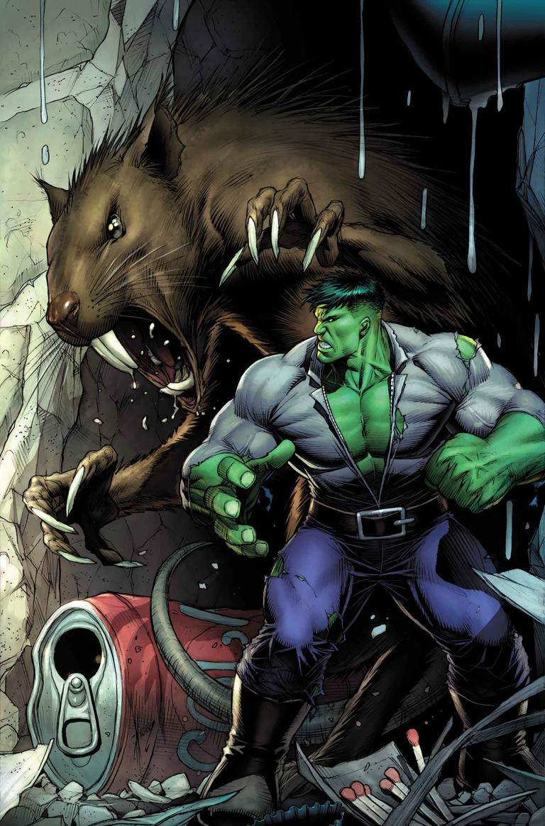 Amazing Spider-Man #795 (Cover B Dale Keown Hulk Variant)