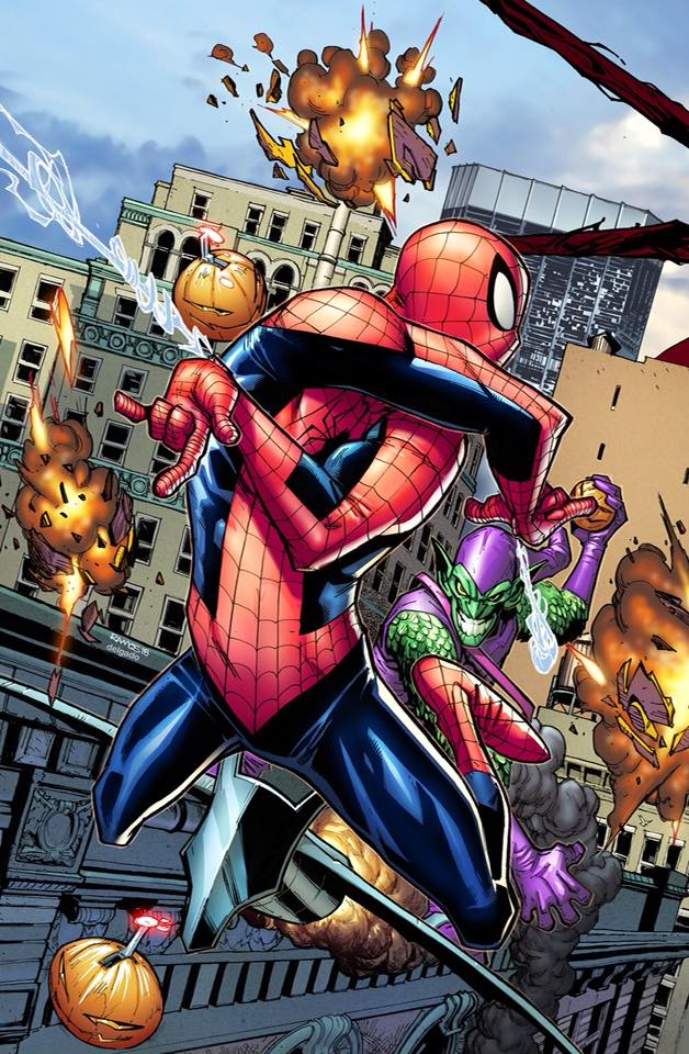 Amazing Spider-Man #797 (Cover B Humberto Ramos Connecting Variant A)