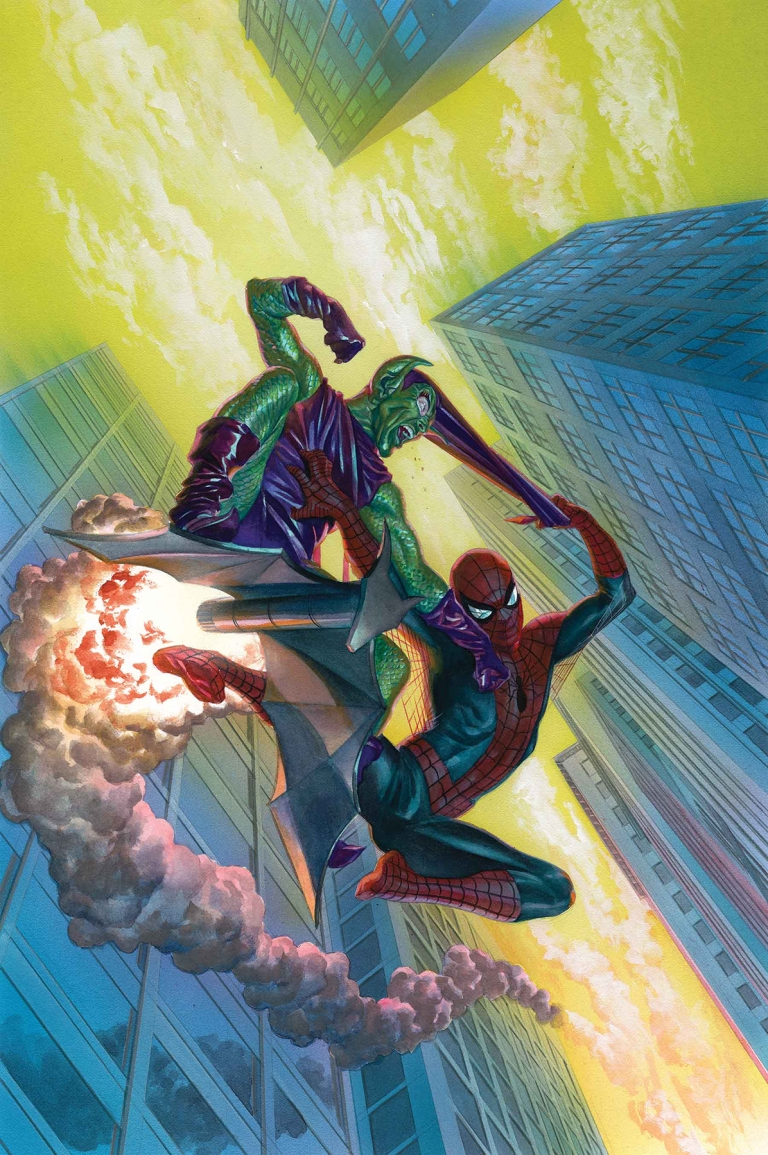 Amazing Spider-Man #798 (Cover A Alex Ross)
