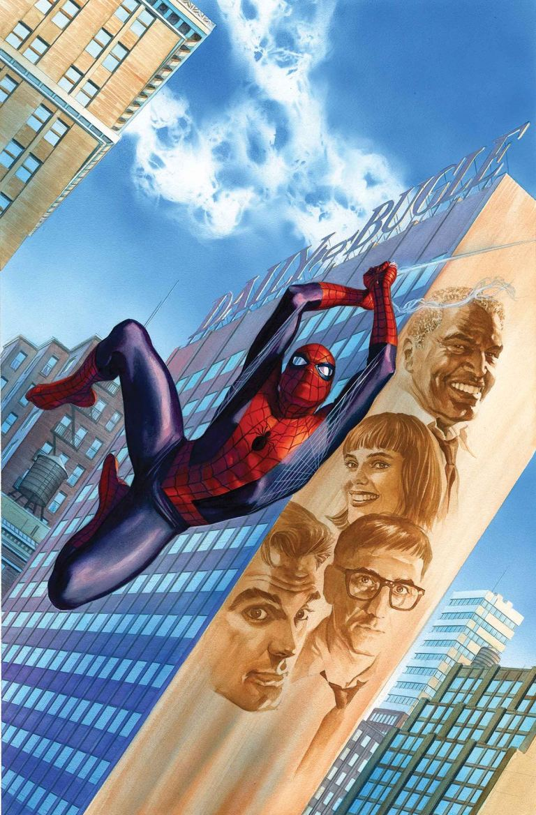 Amazing Spider-Man Annual #42 (Cover A Alex Ross)