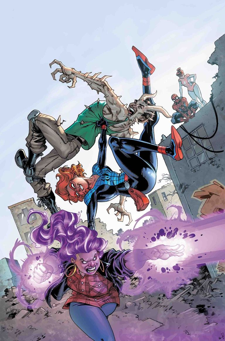 Amazing Spider-Man Renew Your Vows #17 (Nate Stockman Cover)