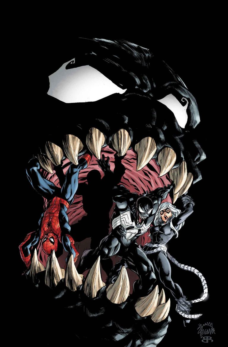 Amazing Spider-Man Venom Venom Inc Omega #1 (Cover A Ryan Stegman)