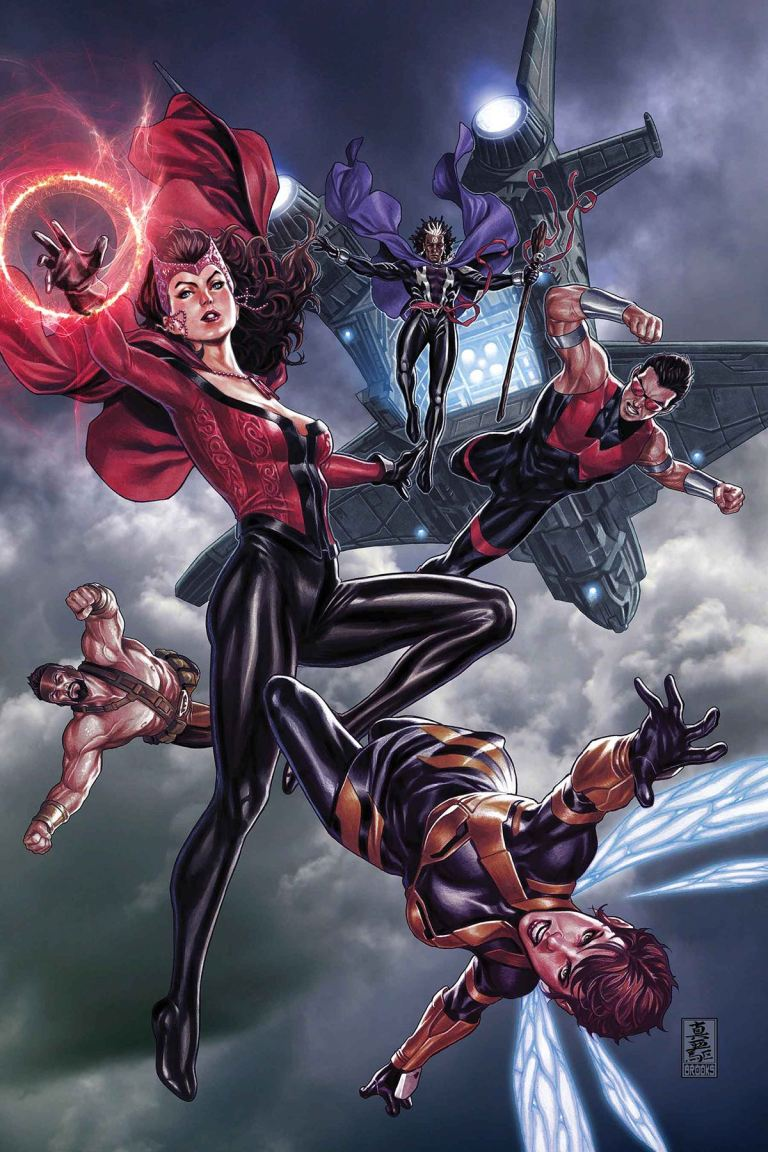 Avengers #680 (Cover A Mark Brooks)
