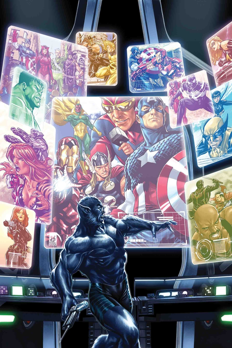 Avengers #683 (Cover A Mark Brooks)