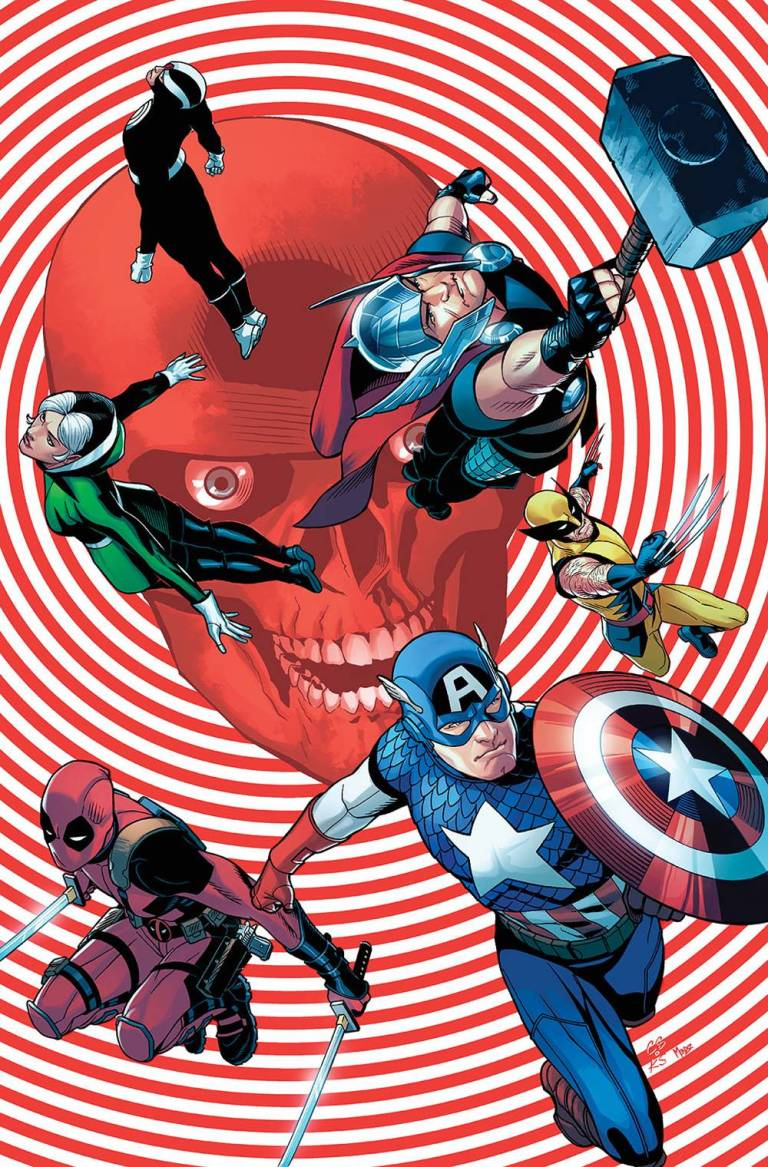 Avengers #687 (Cover B Chris Sprouse End Of An Era Variant)