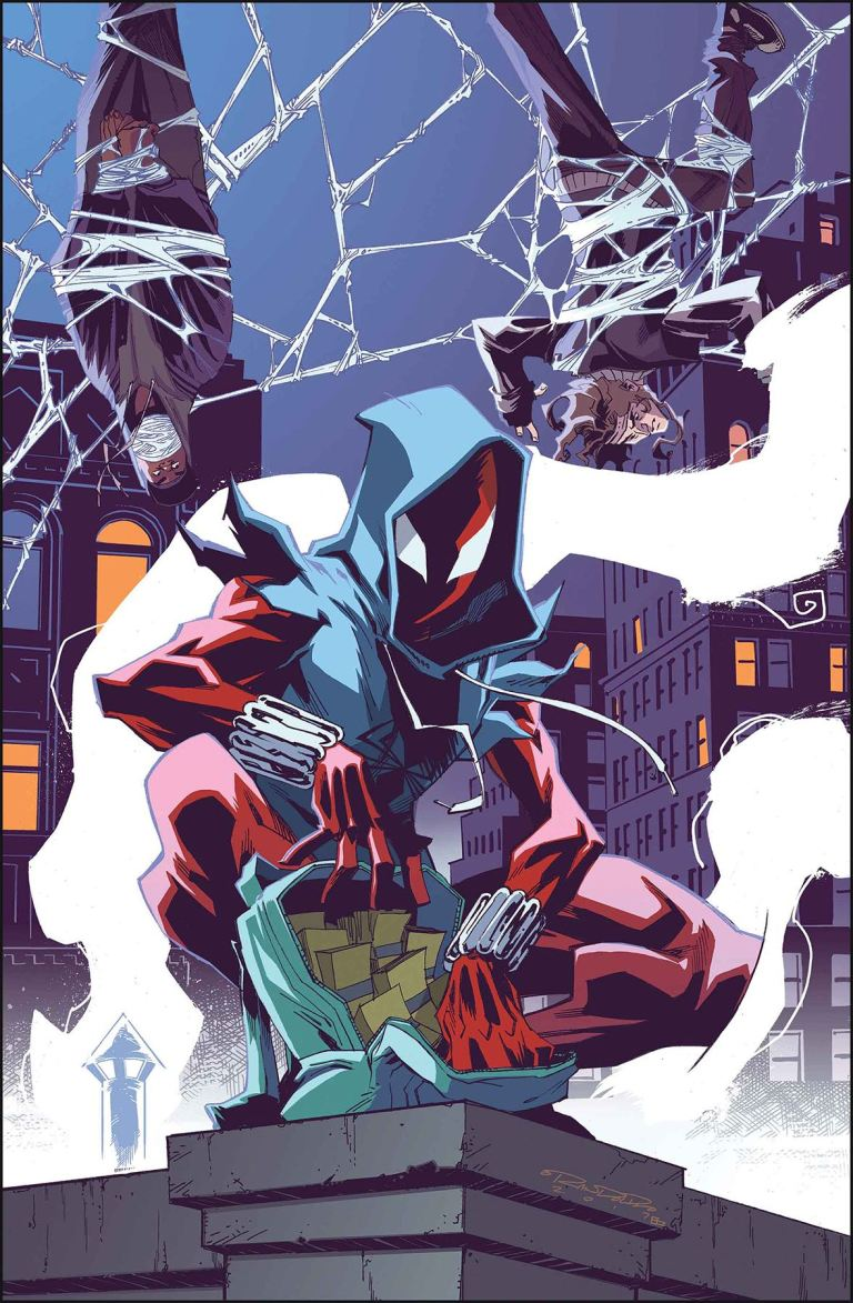 Ben Reilly The Scarlet Spider #14 (Khary Randolph Cover)