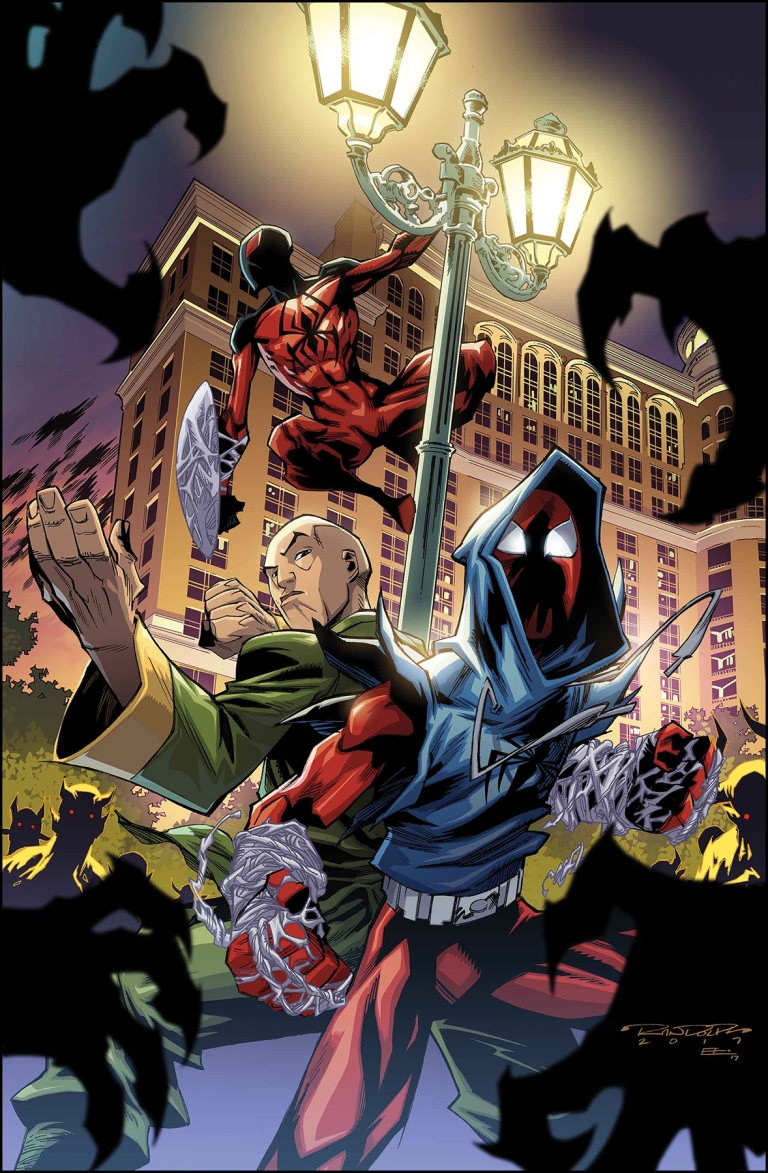 Ben Reilly The Scarlet Spider #17 (Khary Randolph Cover)