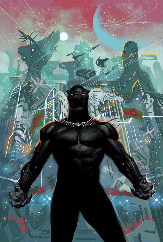 Black Panther #1 (Cover A Daniel Acuna)