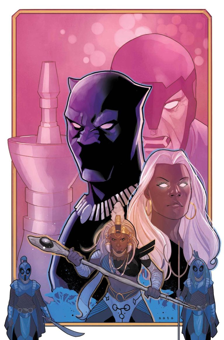 Black Panther #170 (Cover A Phil Noto)