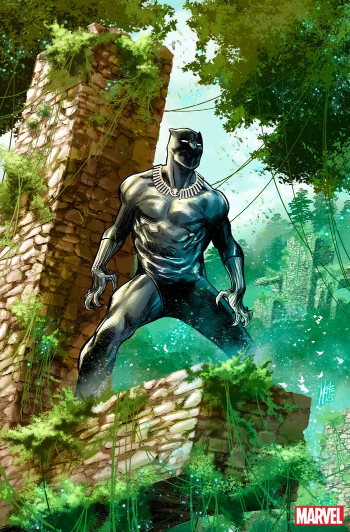 Black Panther #170 (Cover D Marco Checcetto Young Guns Variant)
