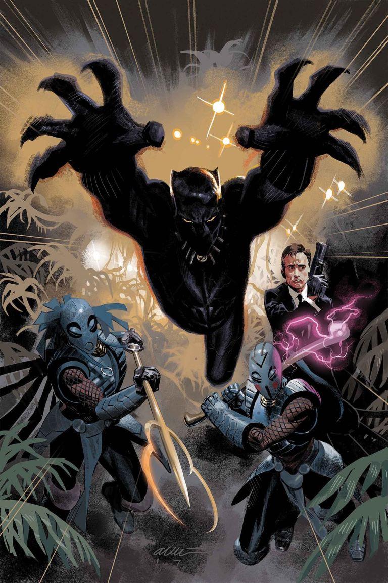 Black Panther Annual #1 (Cover A Daniel Acuna)