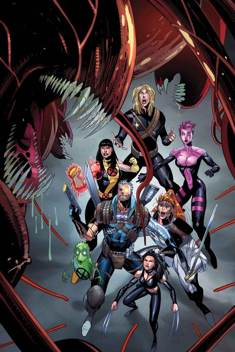 Cable #153 (Jon Malin Cover)