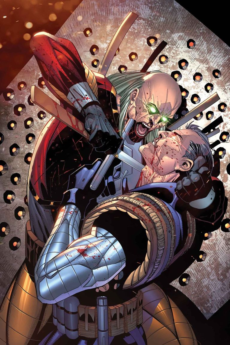 Cable #154 (Cover A Jon Malin)