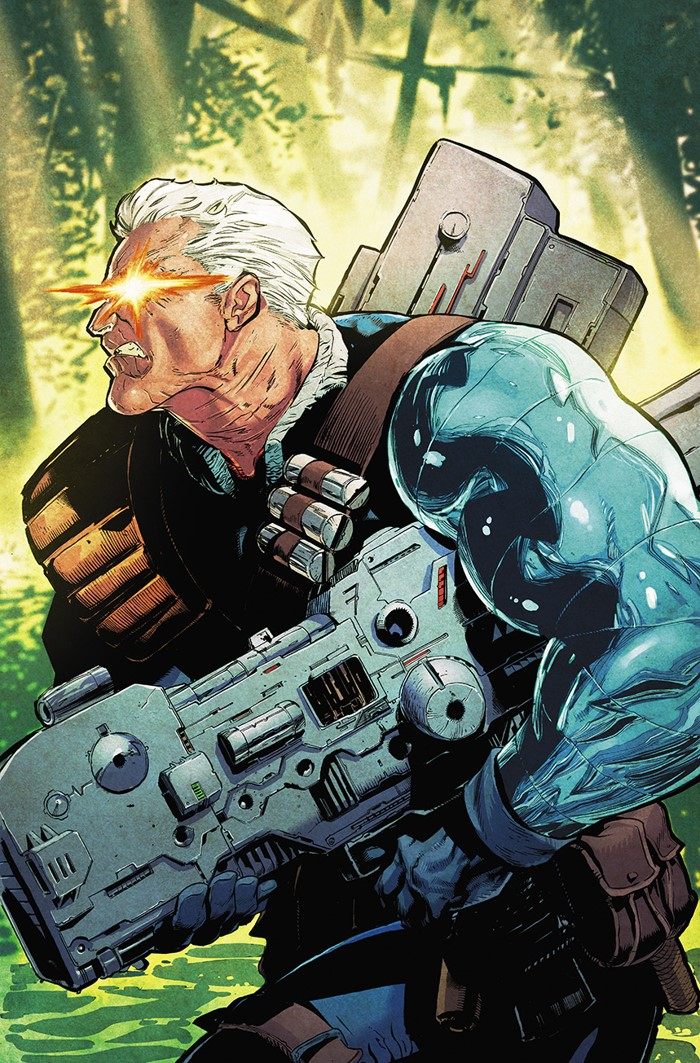 Cable #155 (Cover B Ryan Stegman)