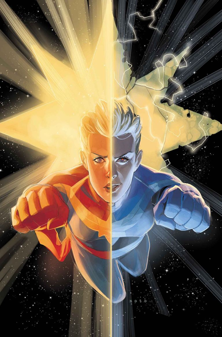 Captain Marvel #129 (Phil Noto Cover)