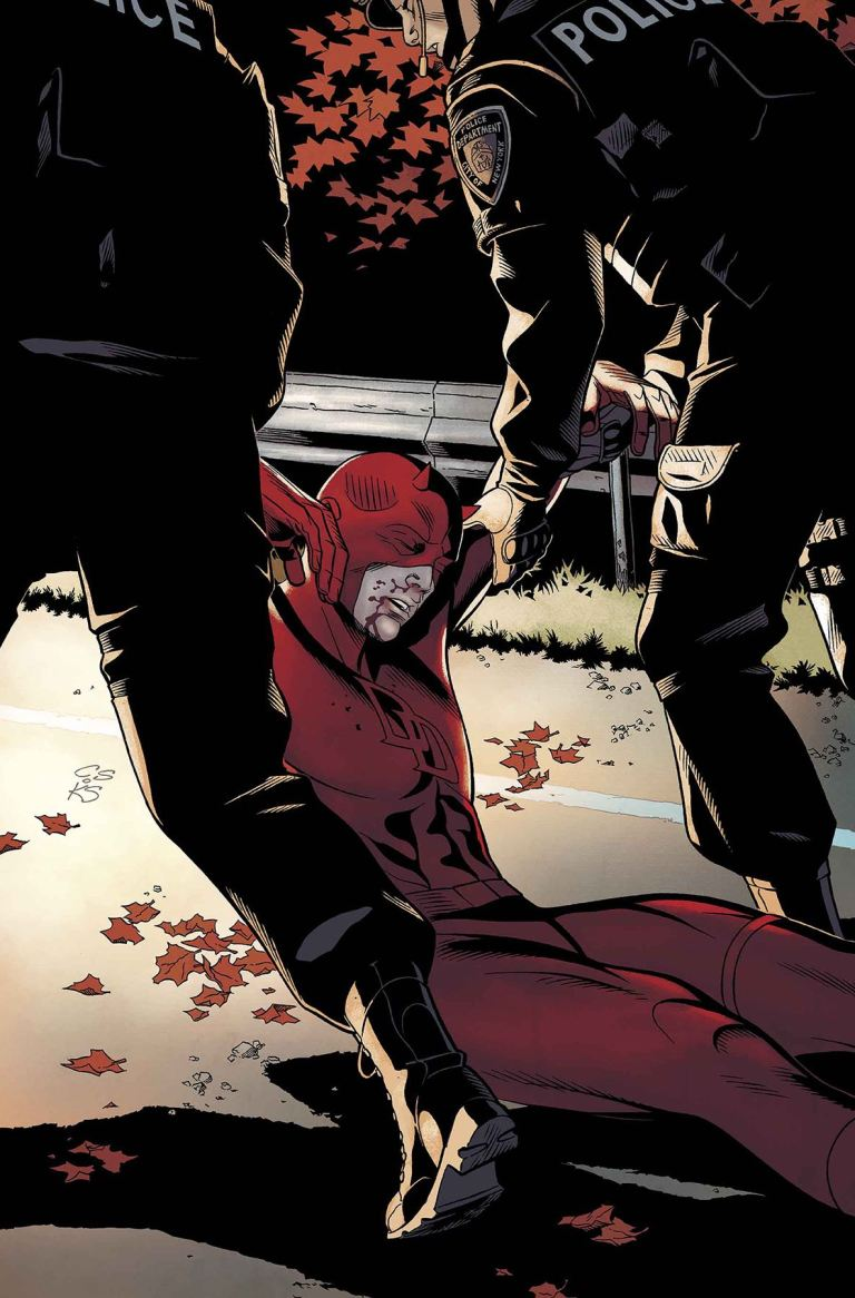 Daredevil #601 (Cover A Chris Sprouse)