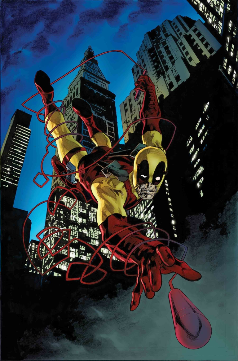 Daredevil #602 (Cover B Mike Perkins Deadpool Variant)