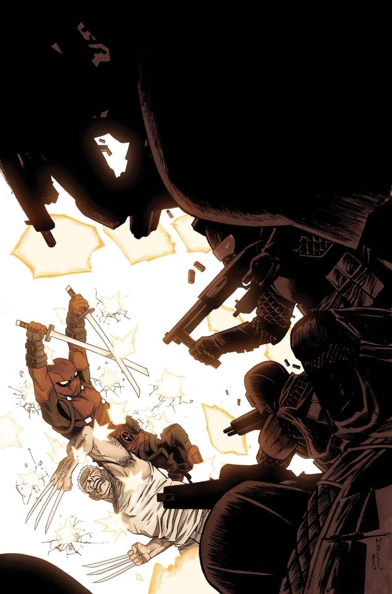 Deadpool Vs Old Man Logan #4 (Cover A Declan Shalvey)