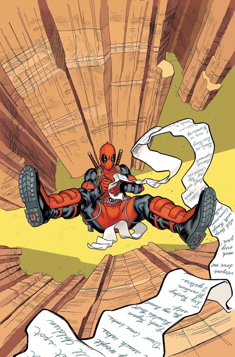 Despicable Deadpool #292 (Cover A Mike Hawthorne)
