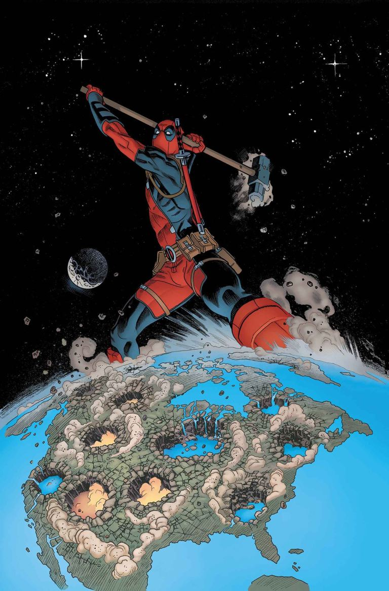 Despicable Deadpool #295 (Cover A Mike Hawthorne)