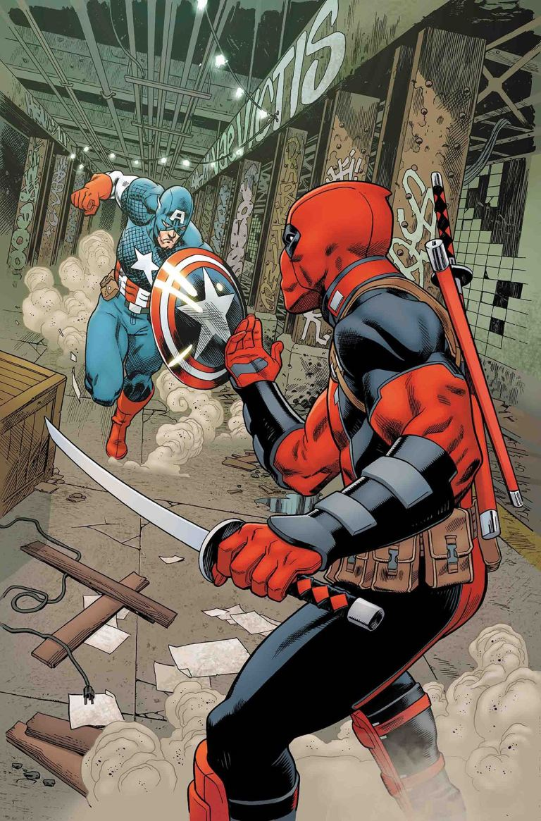 Despicable Deadpool #296 (Cover A Mike Hawthorne)