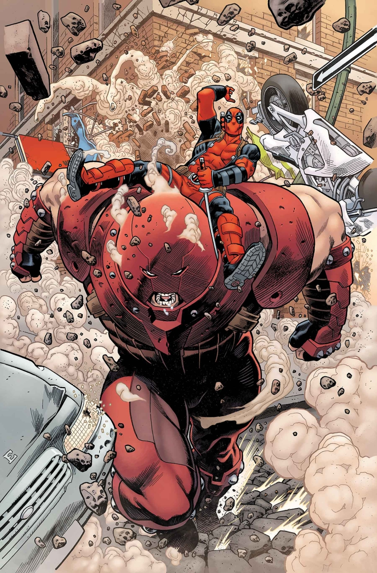 Despicable Deadpool #298 (Mike Hawthorne Cover)