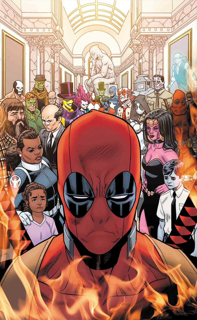 Despicable Deadpool #300 (Cover A Mike Hawthorne)