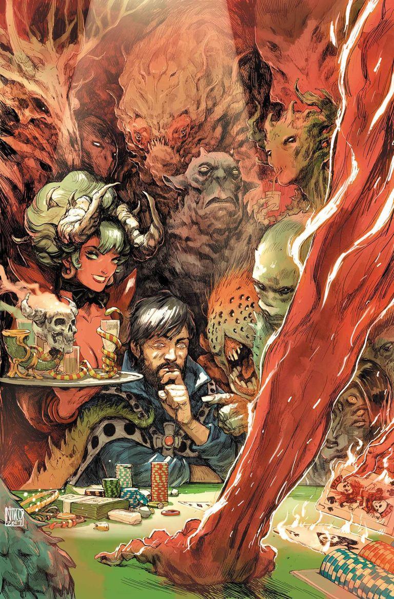 Doctor Strange #386 (Niko Henrichon Cover)