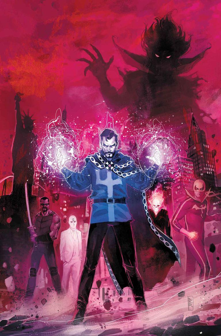 Doctor Strange Damnation #1 (Cover A Rod Reis)