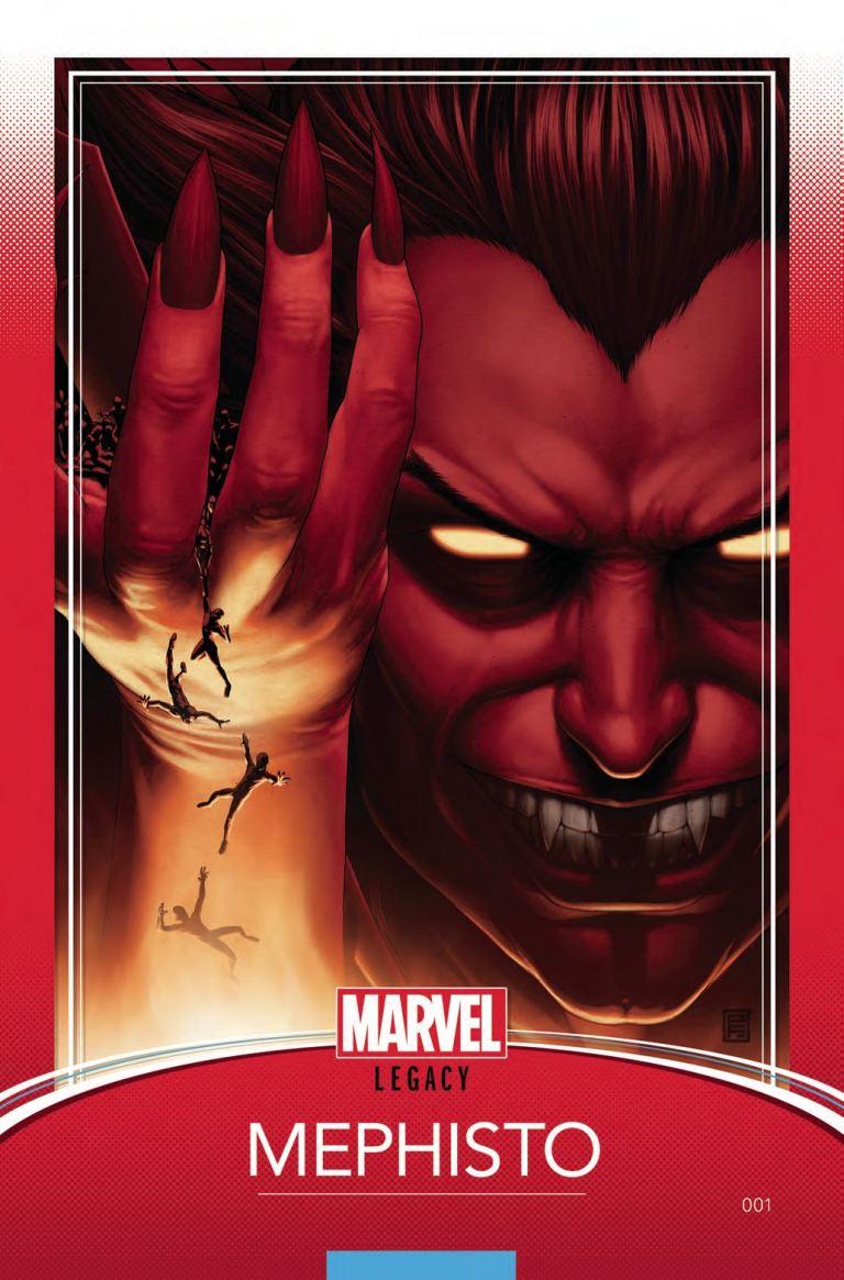 Doctor Strange Damnation #1 (Cover E John Tyler Christopher Trading Card Variant)