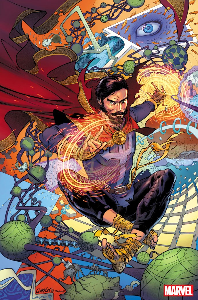 Doctor Strange Damnation #1 (Cover G Javier Garron Young Guns Variant)
