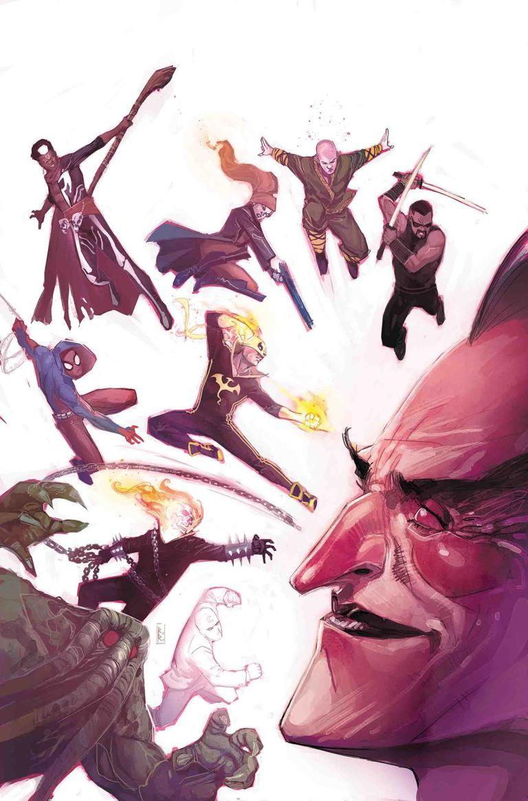 Doctor Strange Damnation #2 (Cover A Rod Reis)