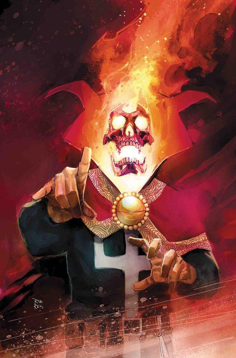 Doctor Strange Damnation #3 (Cover A Rod Reis)