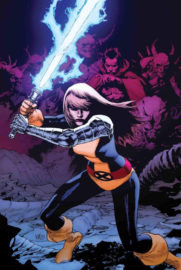 Doctor Strange Damnation #3 (Cover C Leinil Francis Yu New Mutants Variant)