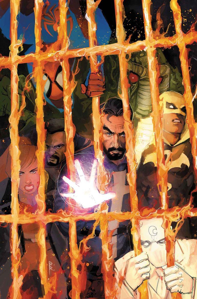 Doctor Strange Damnation #4 (Cover A Rod Reis)