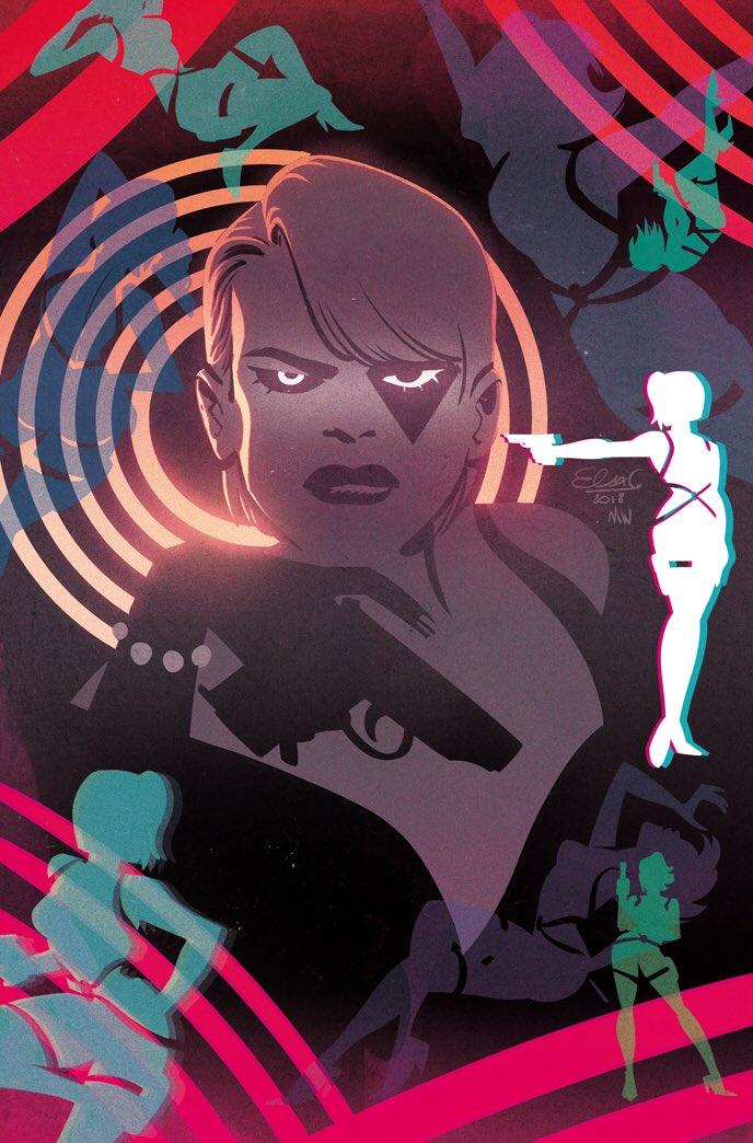 Domino #1 (Cover C Elsa Charretier)