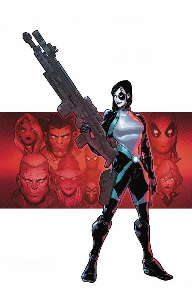 Domino #1 (Cover E David Baldeon)