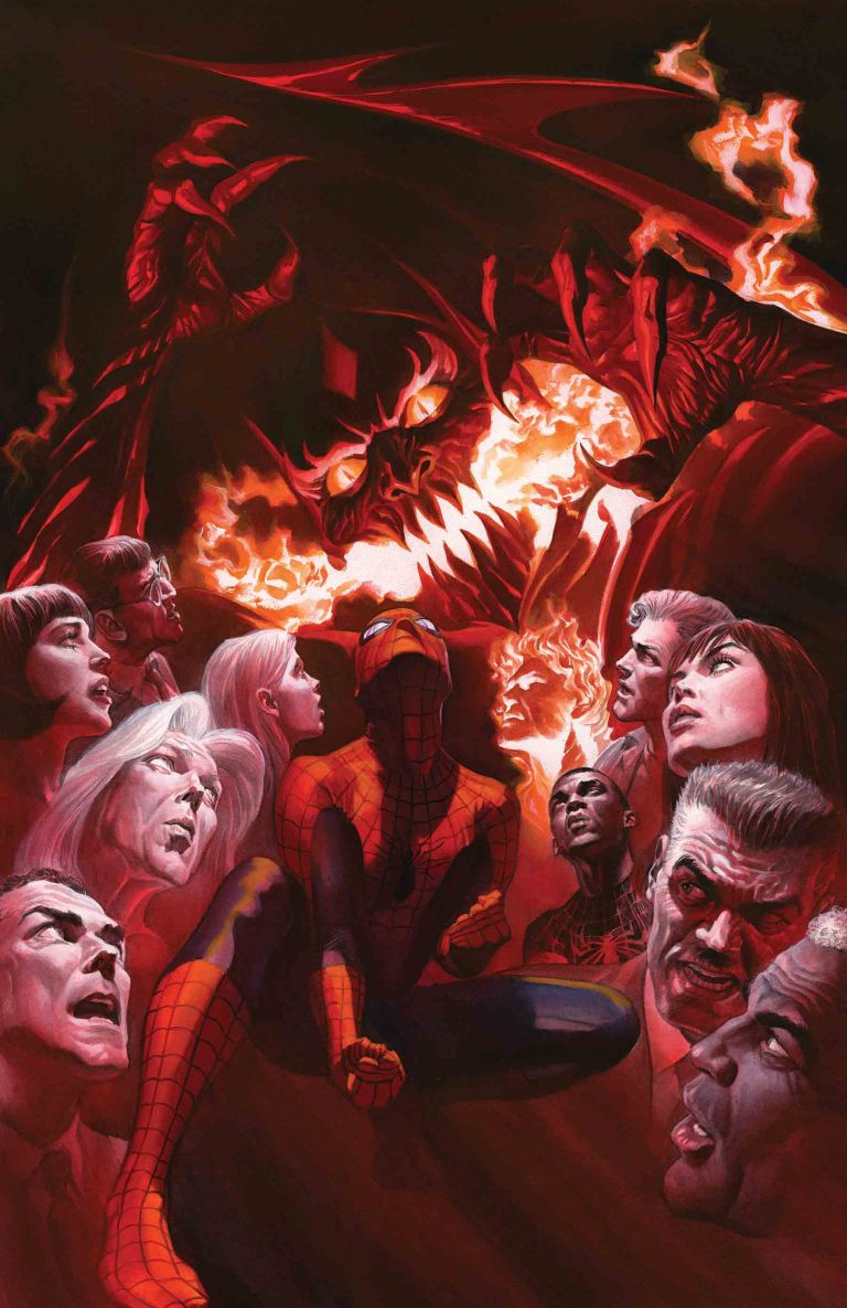Amazing Spider-Man #800 (Cover A Alex Ross)