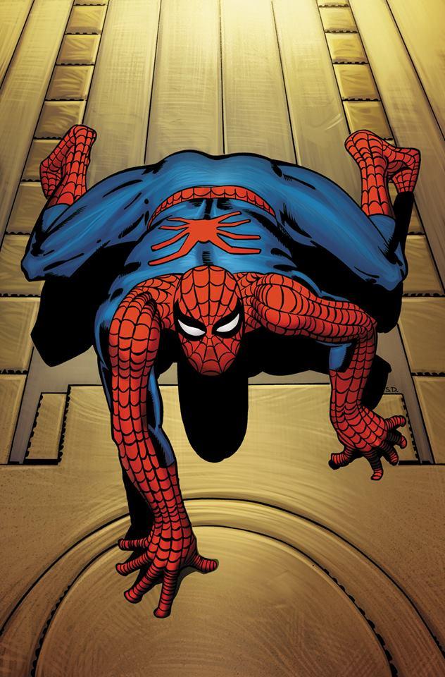 Amazing Spider-Man #800 (Cover D Steve Ditko Remastered Variant)