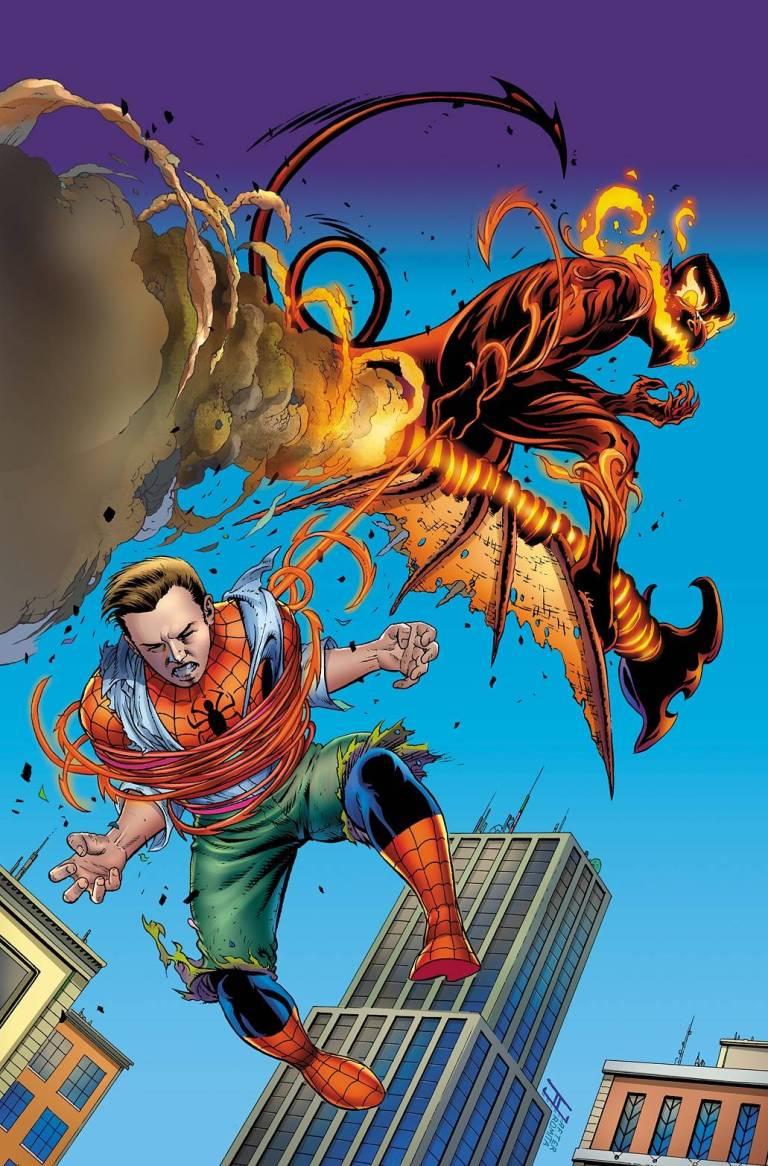 Amazing Spider-Man #800 (Cover P John Cassaday)