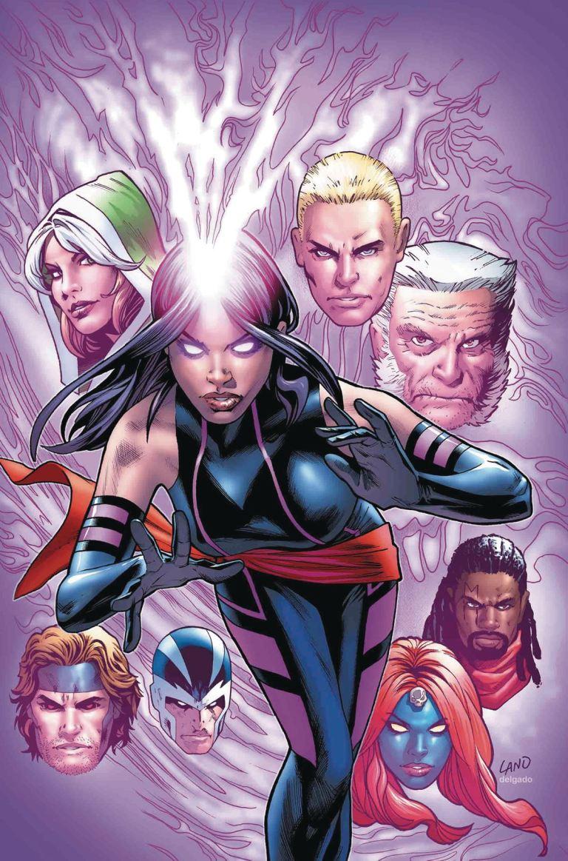Astonishing X-Men #12 (Aco Cover)