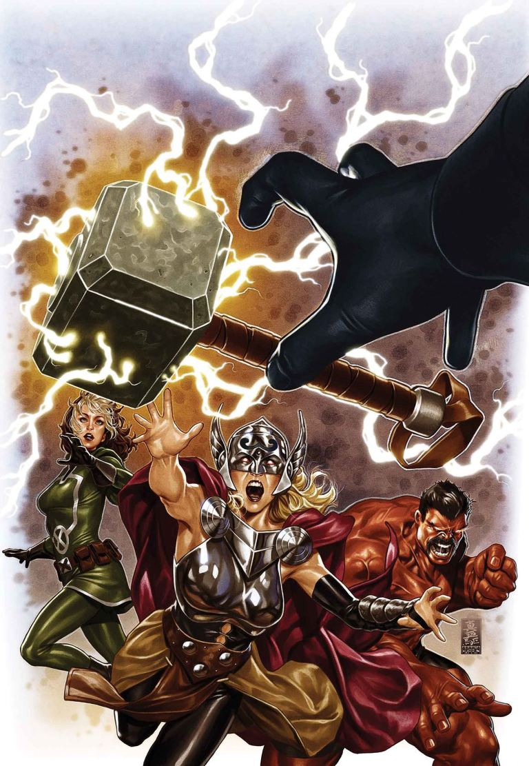 Avengers #678 (Cover A Mark Brooks)