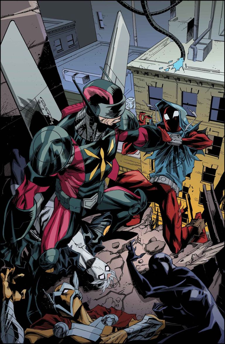 Ben Reilly The Scarlet Spider #13 (Khary Randolph Cover)