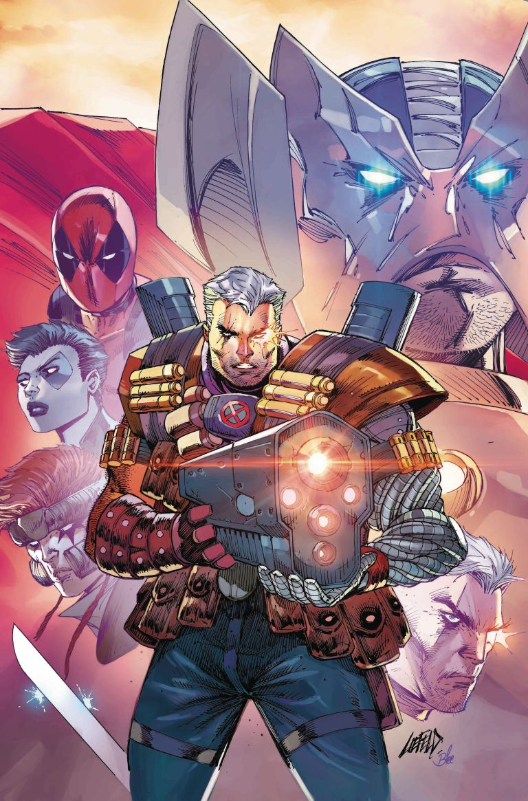 Cable #158 (Cover B Rob Liefeld)