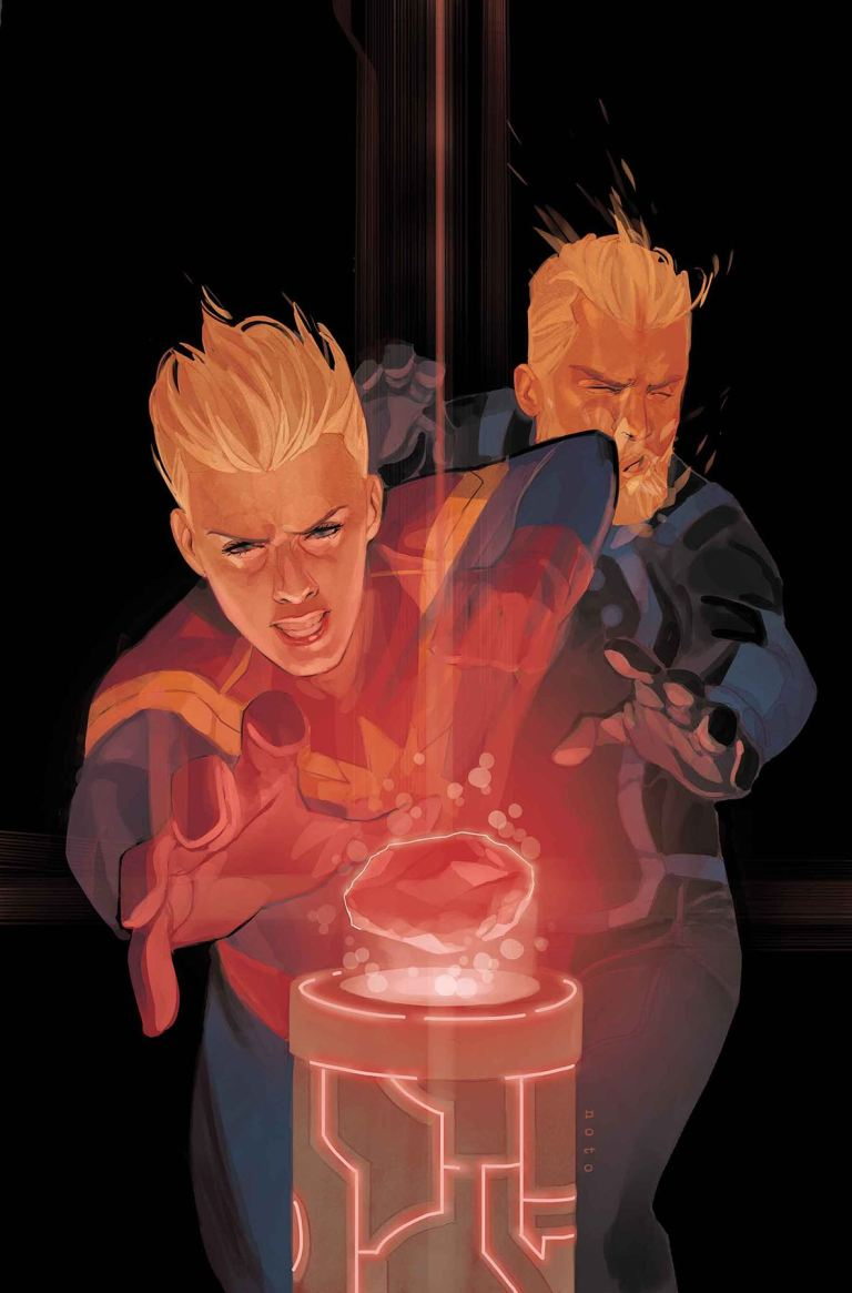 Captain Marvel #128 (Phil Noto Cover)