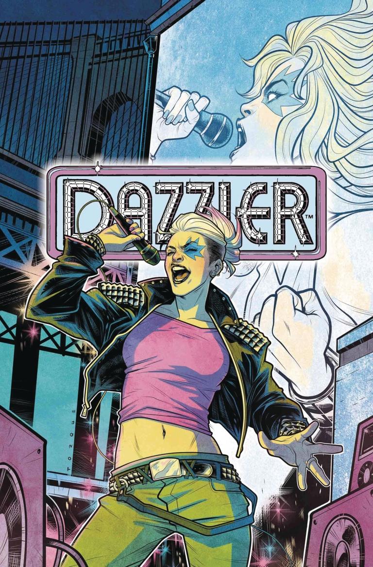 Dazzler X Song #1 (Cover A Elizabeth Torque)