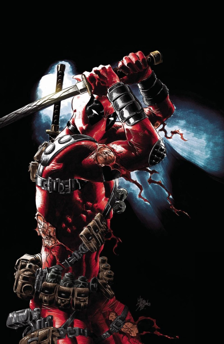Deadpool #1 (Cover B Mike Deodato)