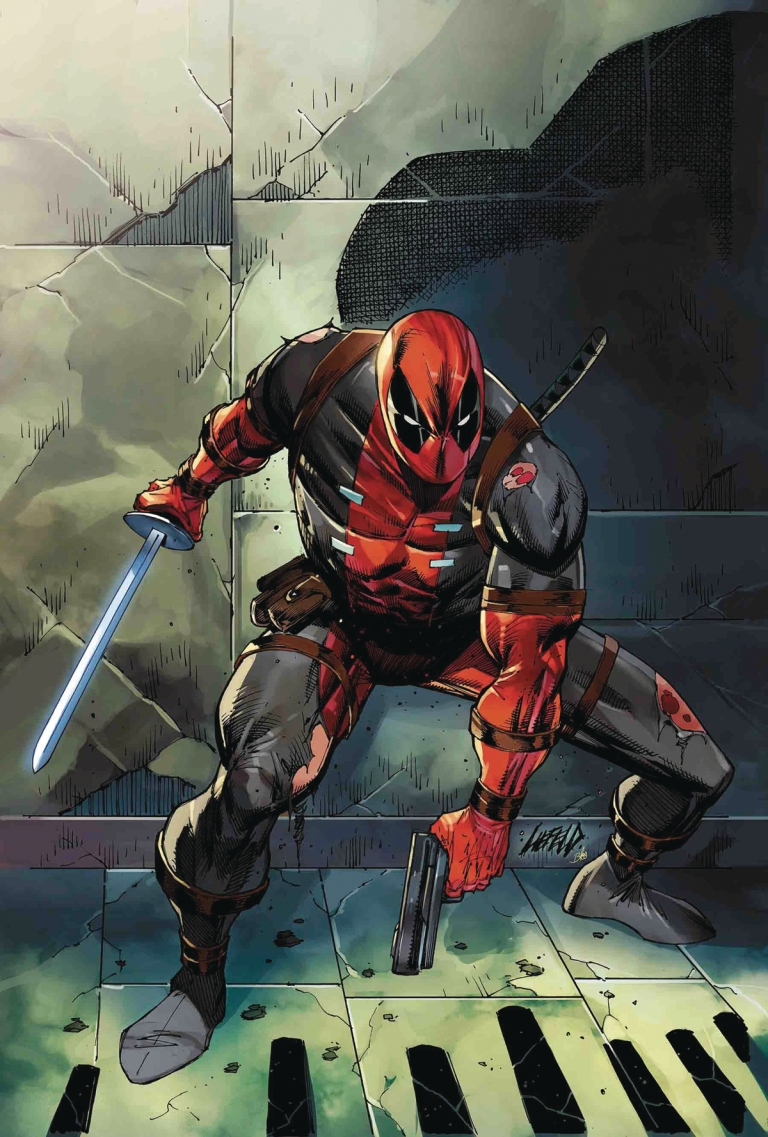 Deadpool #1 (Cover C Rob Liefeld)